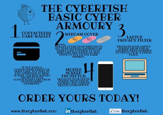 The CyberFish Basic Cyber Armoury