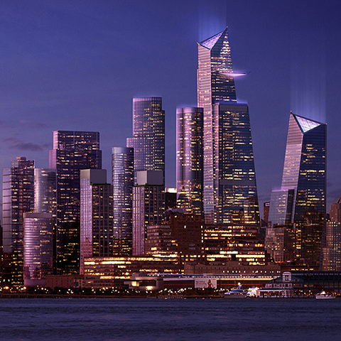 Hudson Yards Towers