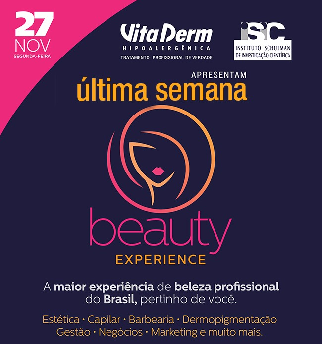 Últimas Semanas Beauty Experience