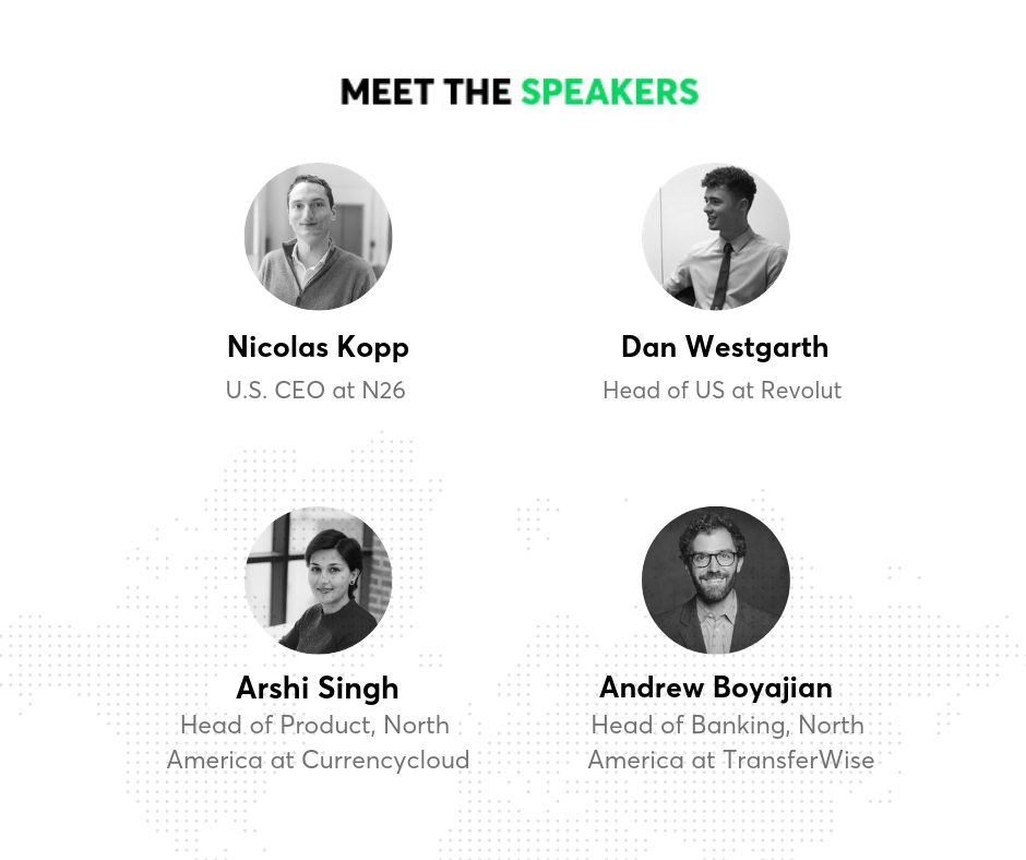 Disruption Forum New York Fintech Speakers
