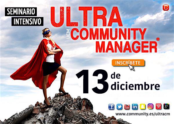 Ultra community manager community internet seminario