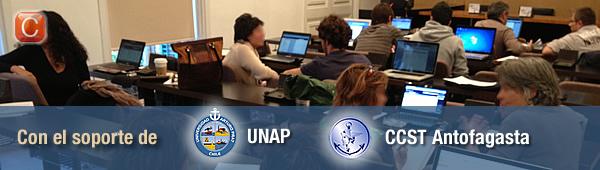 antofagasta participantes seminario redes sociales y empresa social media chile enrique san juan community internet barcelona