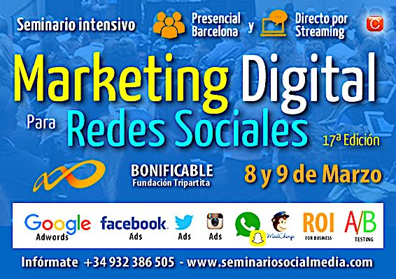 marketing digital community bcn mar 2017 17 edicion