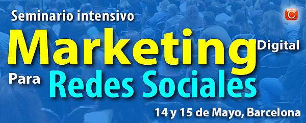 seminario marketing digital para redes sociales community internet