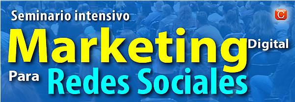 seminario marketing digital para redes sociales community internet the social media company