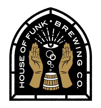House of Funk Brewing Co. Logo