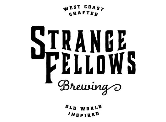 Strange Fellows Logo