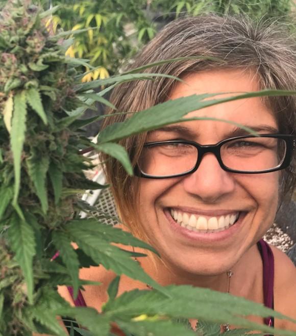 Becky Goetsch, Site Manager, Running Brook Farms