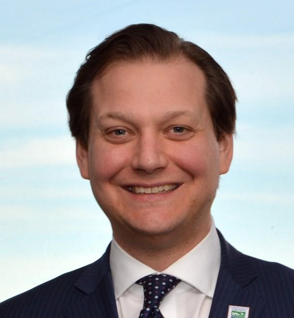 Bryan P. Hurlburt, Commissioner of the Department of Agriculture