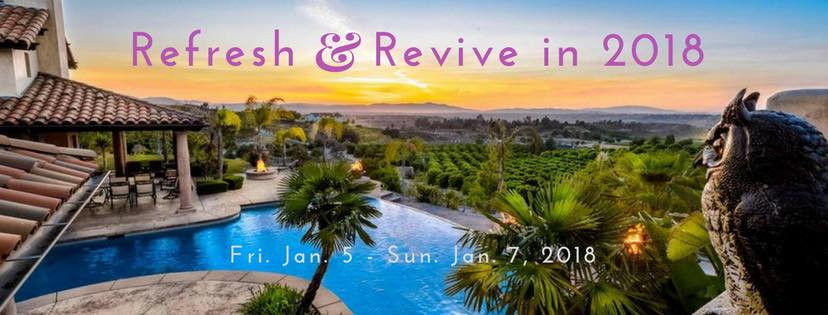 Refresh and Revive - location view