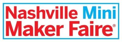 Nashville Mini Maker Faire Rectangle Logo