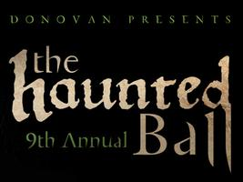 THE HAUNTED BALL (9th Annual) @ ANA MANDARA