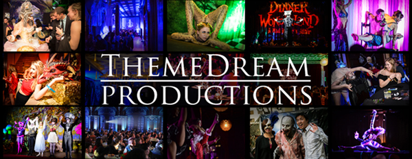 Picture Collage of ThemeDream Events