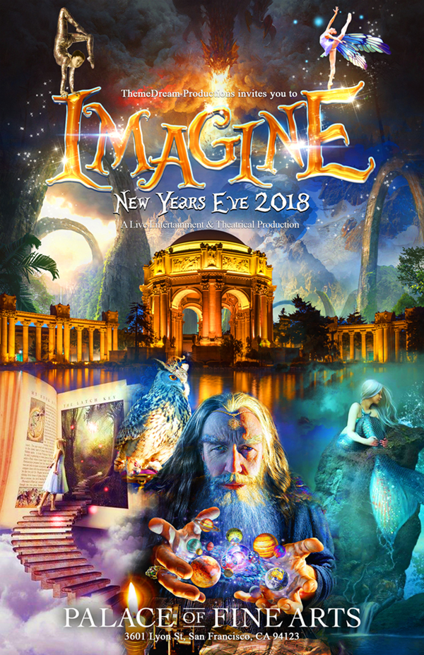 IMAGINE: Official Poster Ad