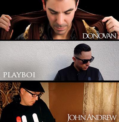 Photos of DJ Headliners