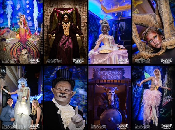 Imagine: Costumed Character Actors