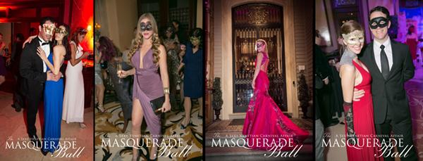 2014 Masquerade Ball Dress
