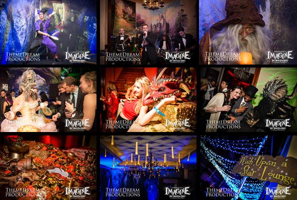 Imagine Performers & Theatrical Decor