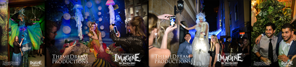 Customer Photos w/ Imagine Costumed Character Actors