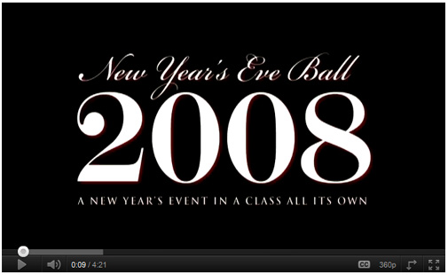 Thumbnail for Donovan NYE Bently Reserve 2008 Video