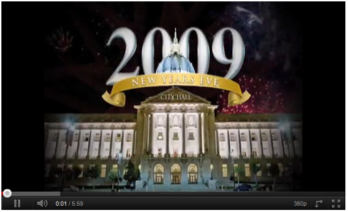Thumbnail for Donovan NYE City Hall 2009 Video