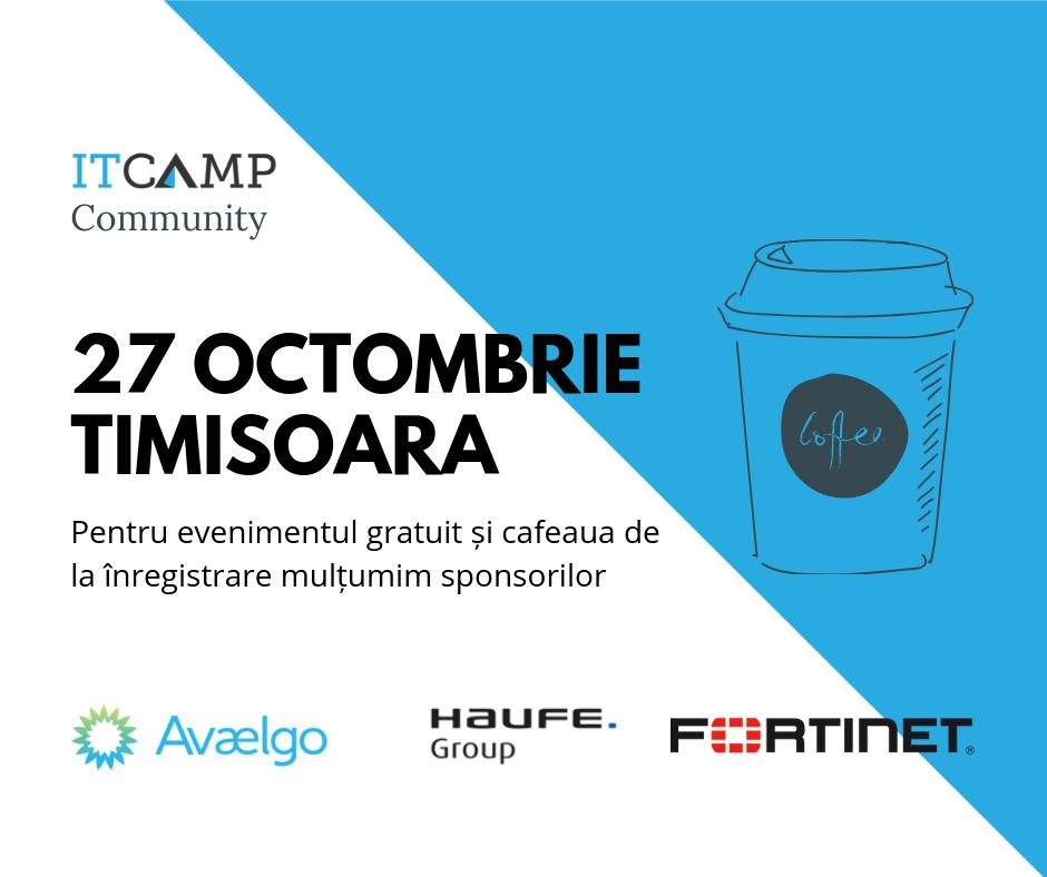 ITCamp Community 2018 Timisoara