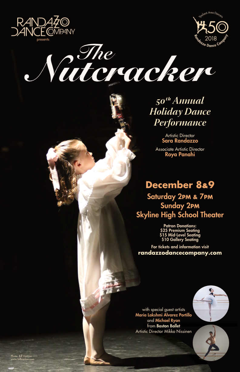 The Nutcracker 50th Anniversary image