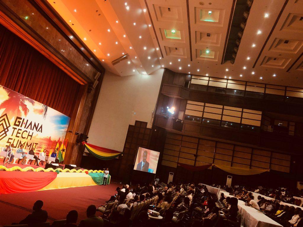 Ghana Tech Summit 2019 Tickets, Fri, Dec 13, 2019 at 9:00 AM
