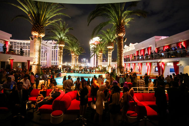 vegas nightclubs pool parties vip guest list bottle service