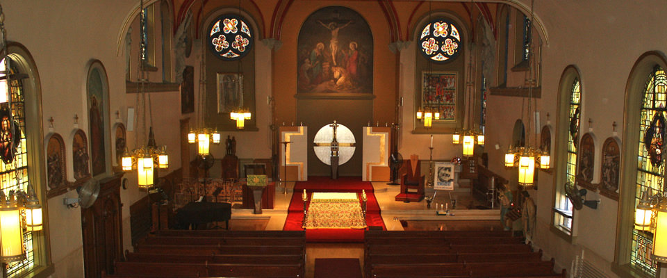 The Chruch of St. Joseph of the Holy Family