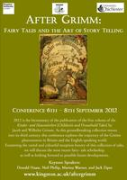 Photo: After Grimm: Fairy Tales and the Art of Story Telling