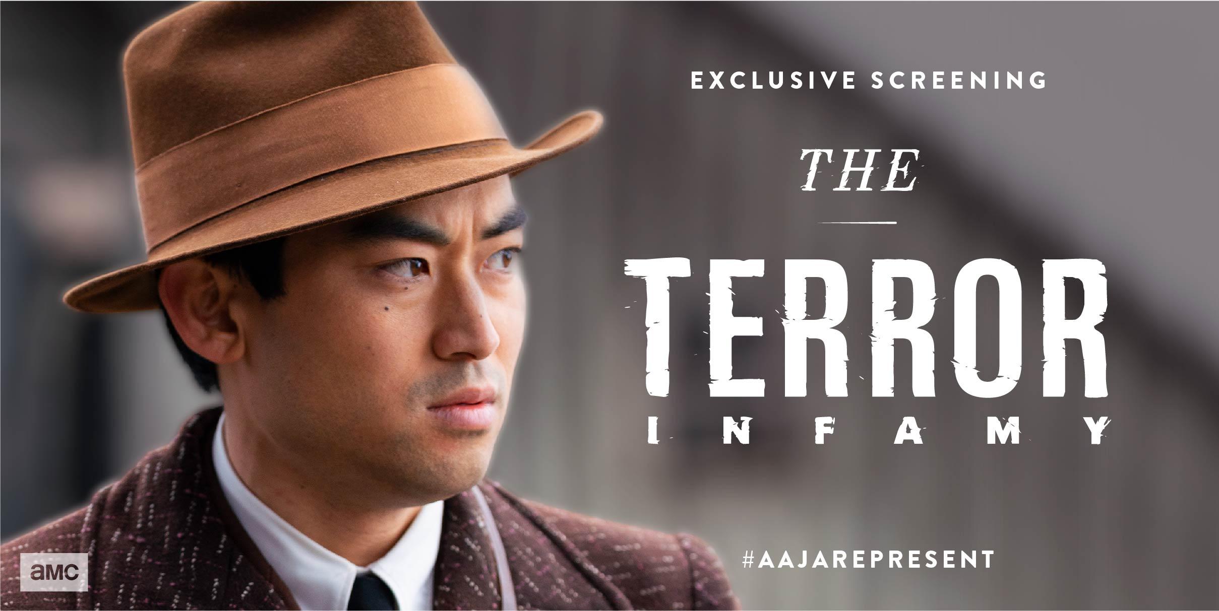 AMC's The Terror: Infamy