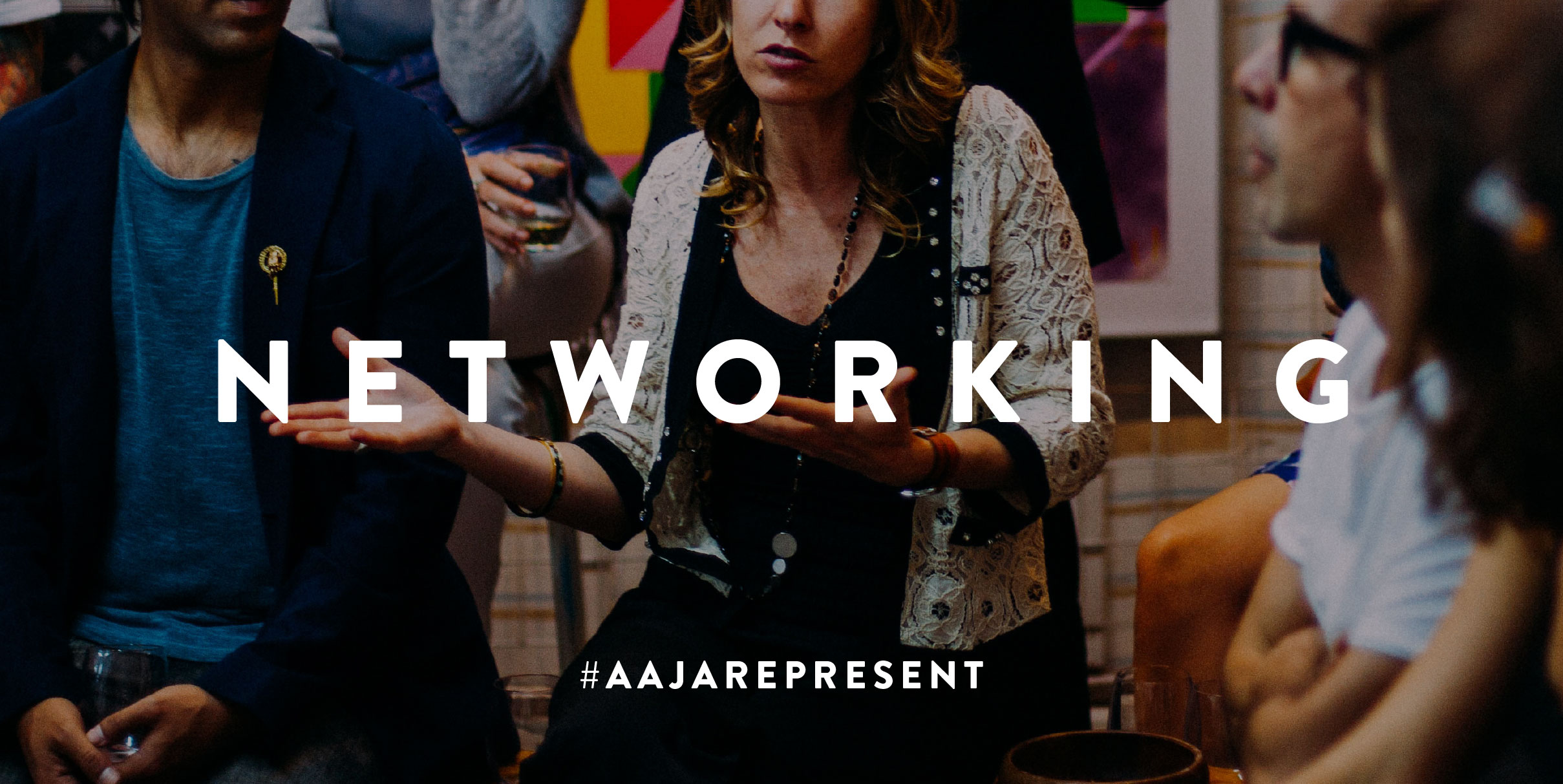 AAJARepresent: Network with Media and Entertainment Professionals