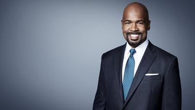 CNN Anchor Victor Blackwell