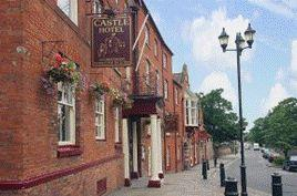 MIND BODY SPIRIT FAYRE at THE CASTLE HOTEL, TAMWORTH on...
