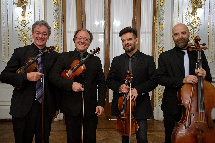 El Cuarteto Gianneo
