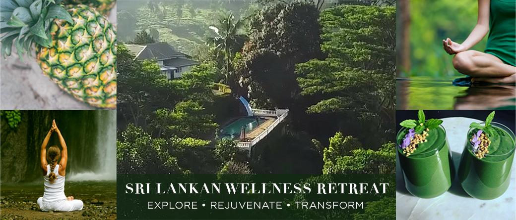Sri Lankan Wellness Retreat