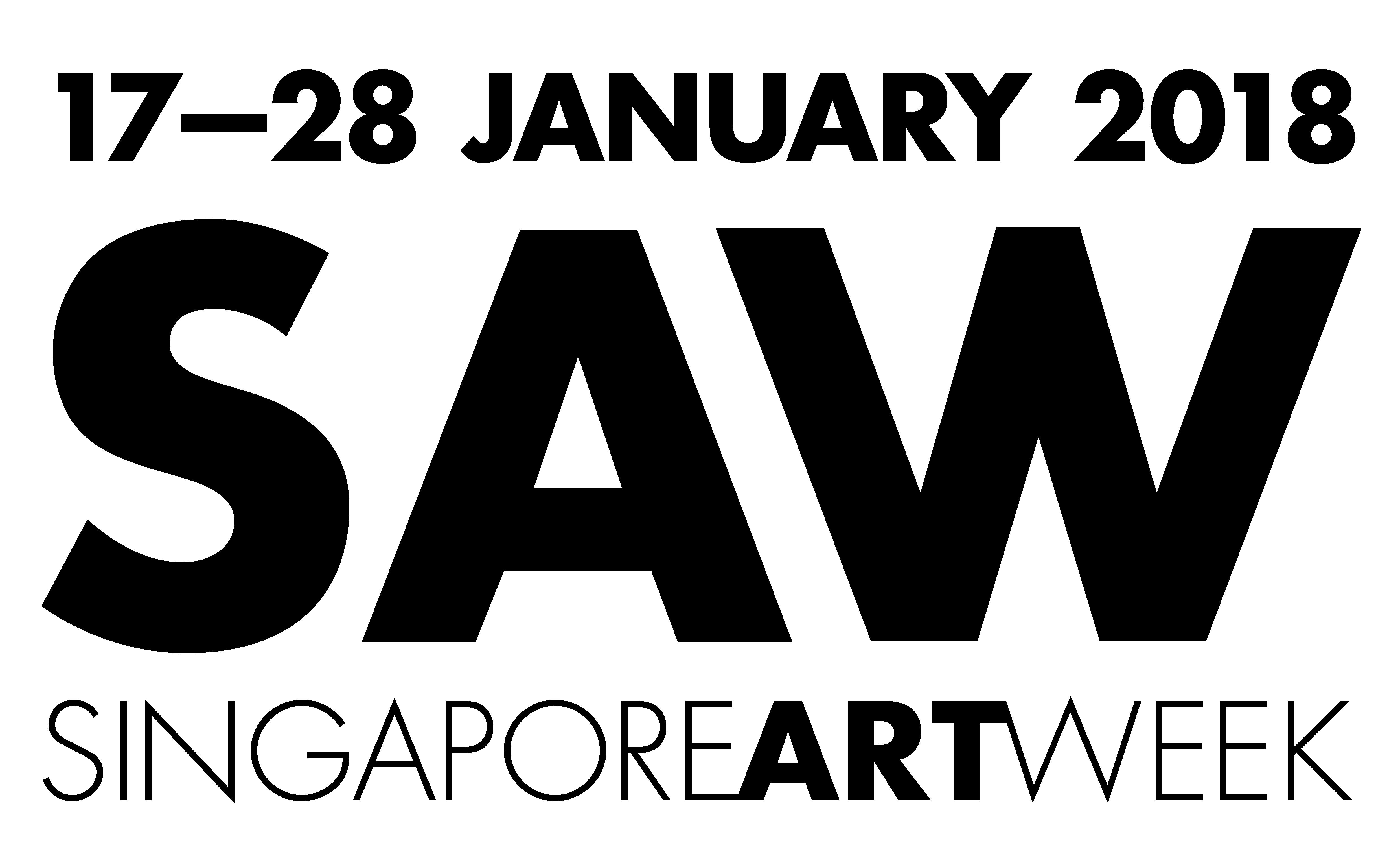 Singapore Art Week logo