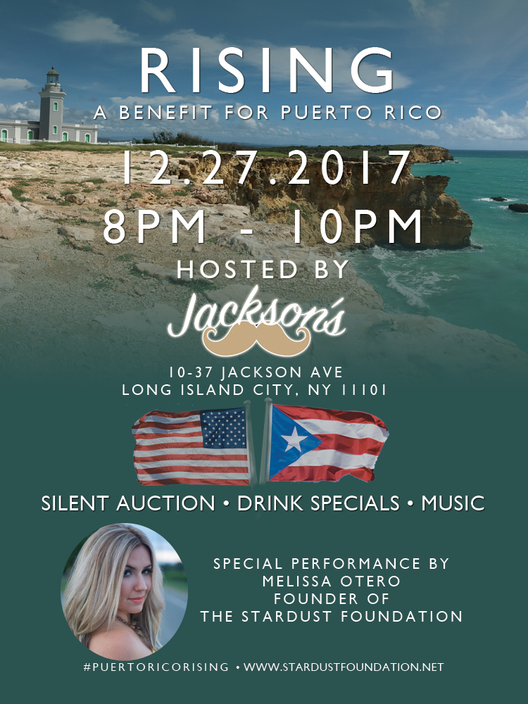 Rising: A Benefit for Puerto Rico
