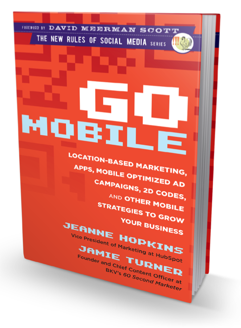 Go Mobile by Jeanne Hopkins and Jamie Turner