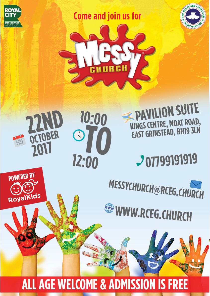Messy Church for Children