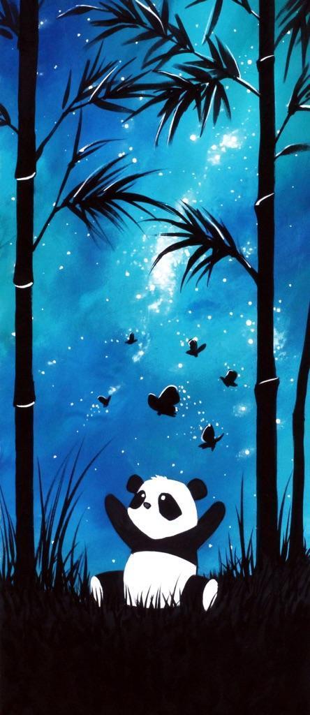Panda Paint Party