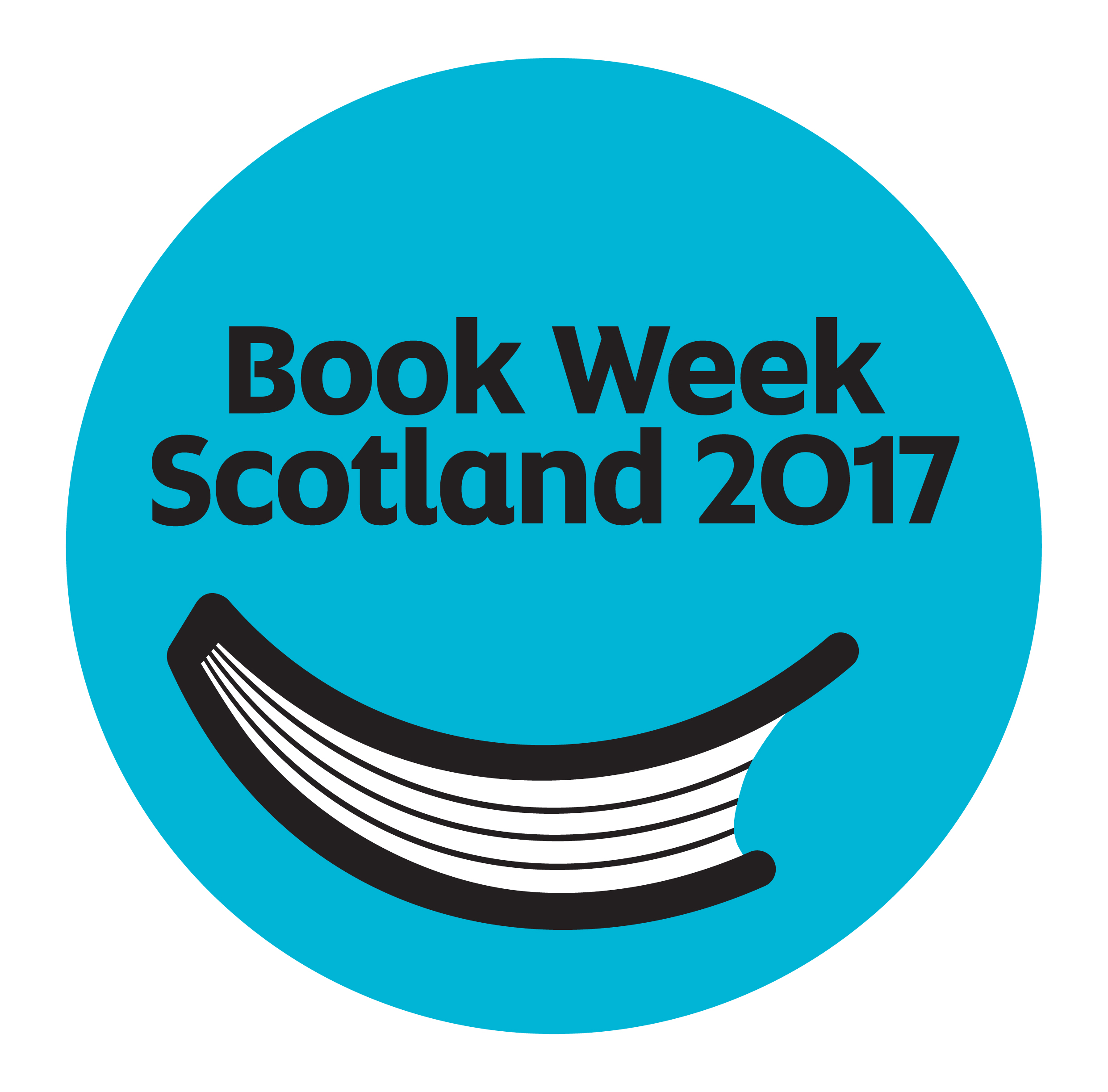 Book Week Scotland 2017 logo