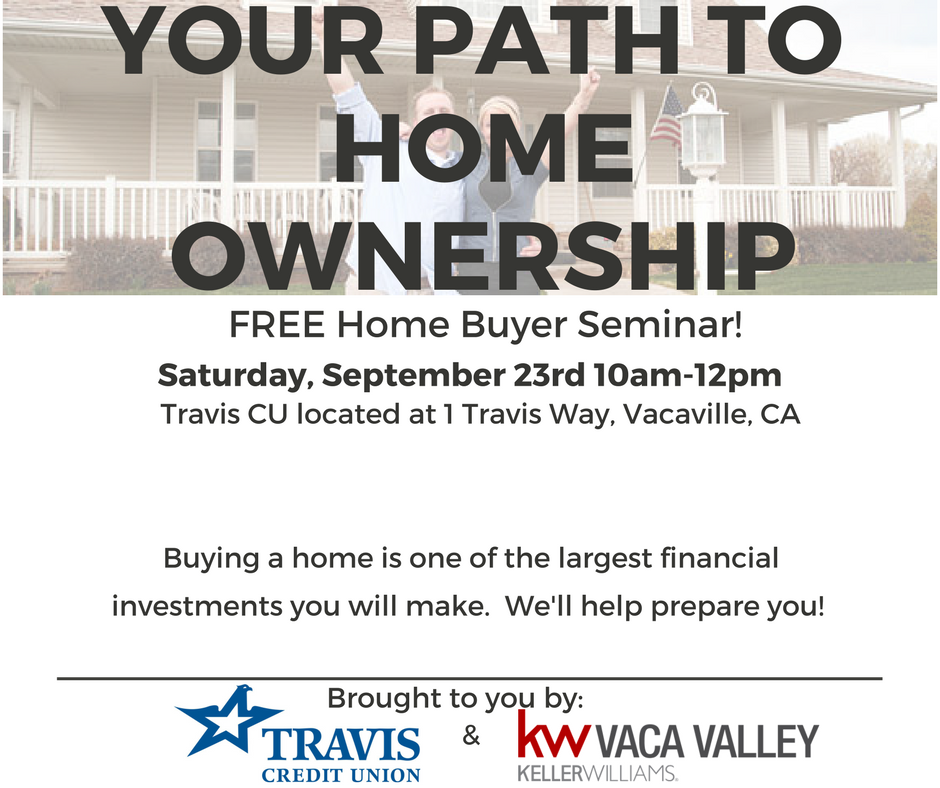 Buying a home is one of the largest financial investments you will make. We'll help prepare you! Come learn everything about the process start to finish. Get your questions answered and decide if you are ready to become a homeowner!