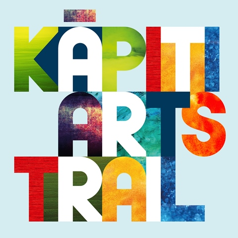 Don't miss an explosion of colour and creativity during the Kāpiti Arts Trail! More than 100 local artists will be displaying art in a huge range of mediums along the length of the district – a great opportunity to have a fun day out with friends, talk to artists about their works and purchase some beautiful Christmas gifts. Check out our website www.kapiticoast.govt.nz/arts-trail for more information, listings, maps and the Kāpiti Arts Guide.