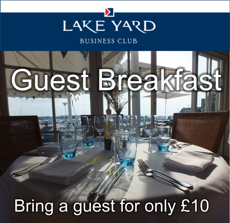 Laye Yard Guest Breakfast banner