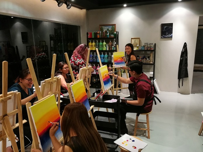 art and bonding kl