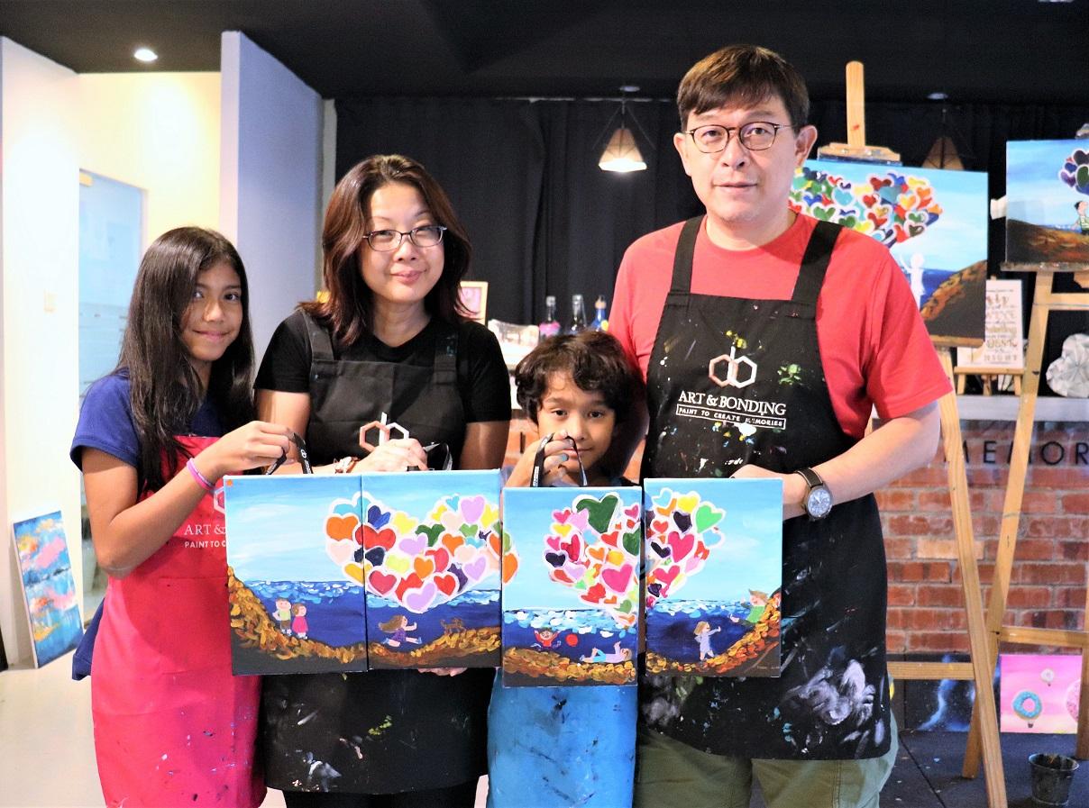 painting-family-acrylic-activiy-familygoals-sunday-workshop-kl-outing-01