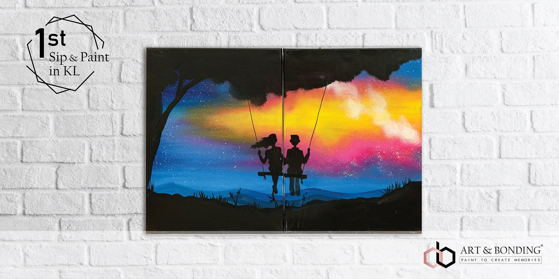 fantasy-swing-painting-art-class-kl-wine-date-night-couple-02