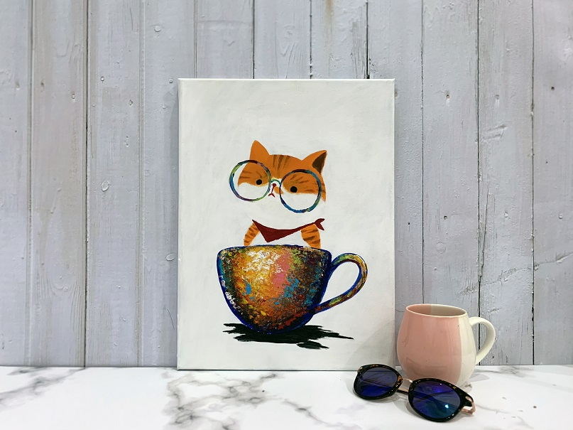 kitty-in-cup-animal-week-art-and-bonding-cute-painting-cat-night-out-wine-drink